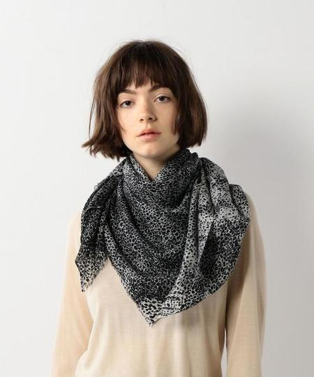 Linea Germania SCARF - GREY MATTER
