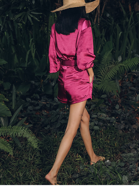 Guka Casa Two Piece - Pink