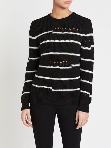 IRO Cleon Knit Sweater - Black