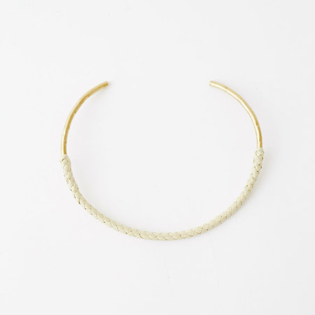 Crescioni Kiva Necklace - Palm