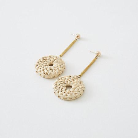 Crescioni anya earrings