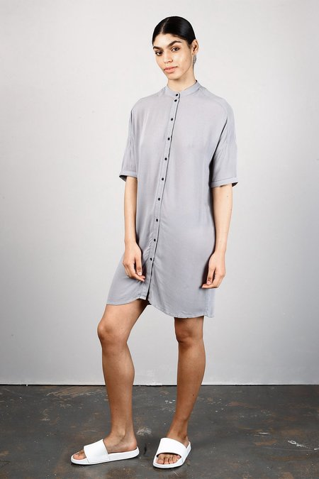Native Youth BEAUFORT DRESS - Gray