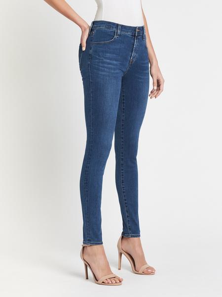 J Brand Maria High Rise Skinny Jean - Cyber