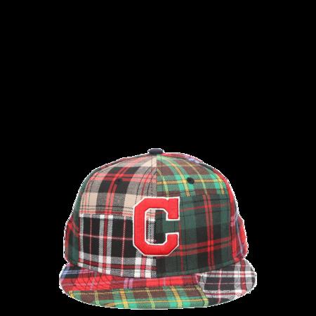 New Era Xhibition x Cleveland Indians ASG 9Fifty - Plaid
