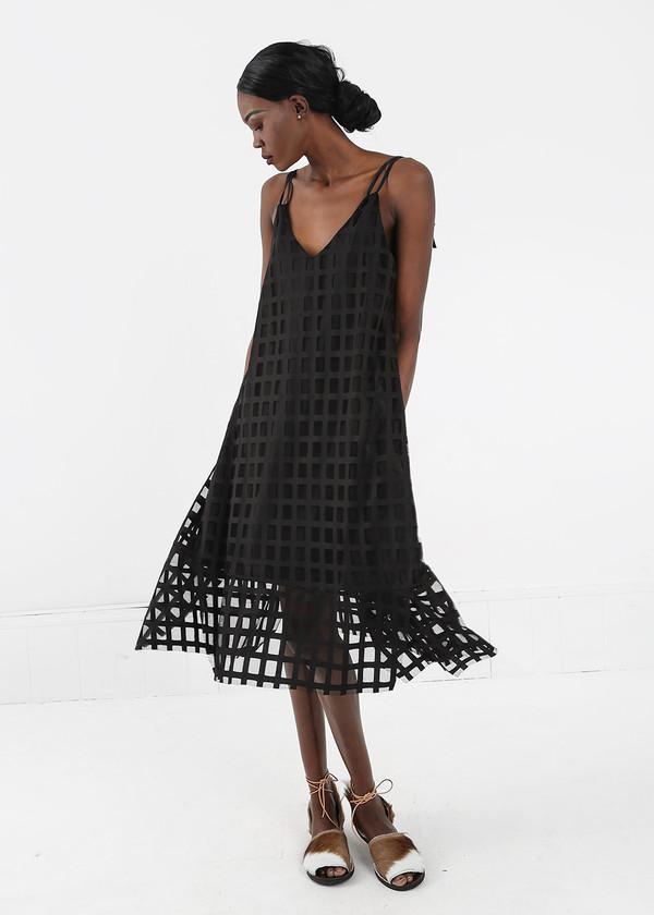 Minnoji Black Talia Dress