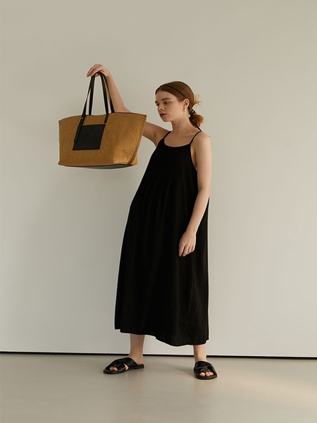 AND08 Earthy Bag - Black