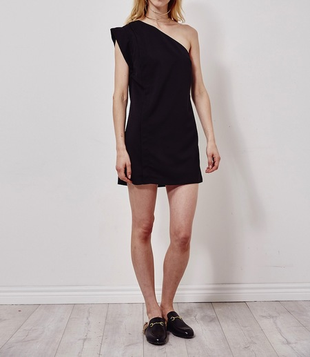 Pfeiffer Echo One Shoulder Dress