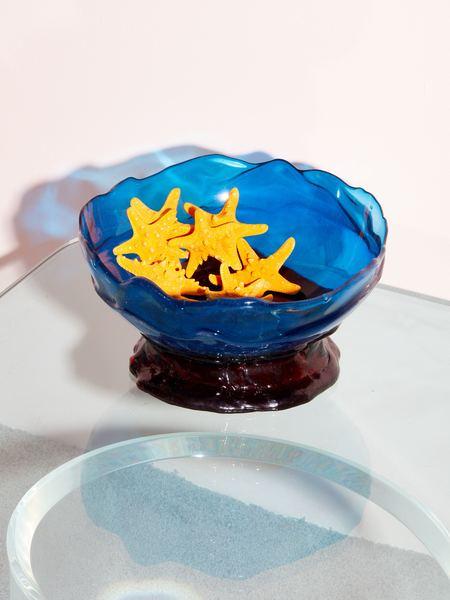 Fish Design by Gaetano Pesce Big Collina Basket