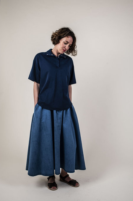 Facon Jacmin Facon Jasmin Jade Skirt - Blue