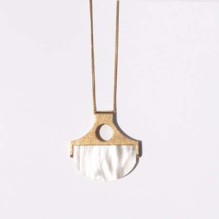 Metalepsis Projects Neo Classical Pendant