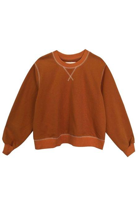 L.F.Markey Thierry Sweatshirt - Chestnut