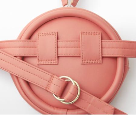 Hozen Collection Vegan Belt Bag