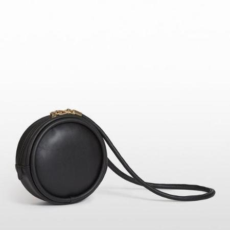 Hozen Collection Vegan Canteen Bag - black
