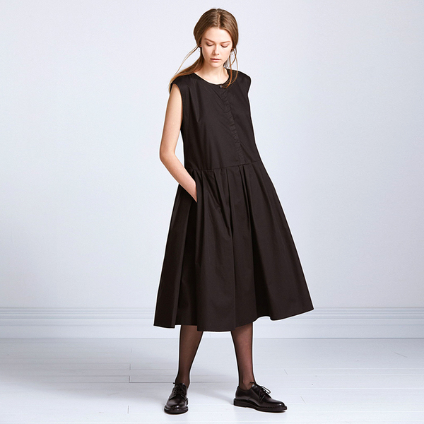 Kowtow Collectors Dress - black