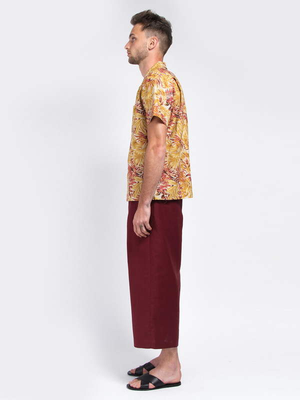 Men's Fingers Crossed Maxbill Cropped Pants