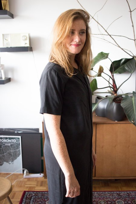Veri Theresa Dress - Black