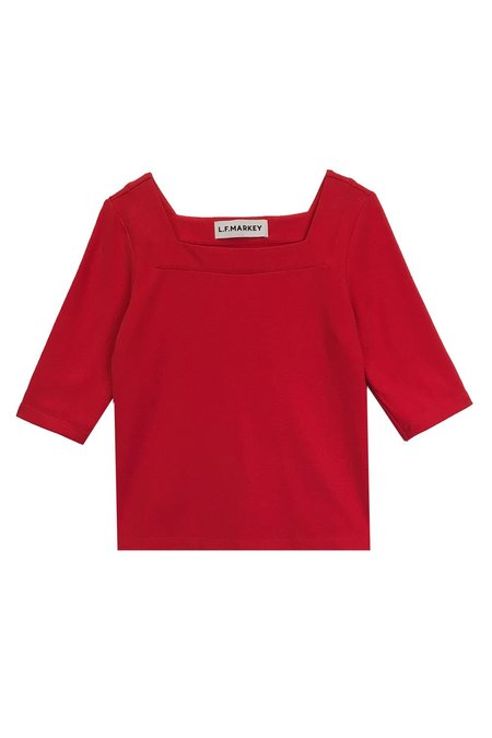 L.F.Markey Jude Top - Red