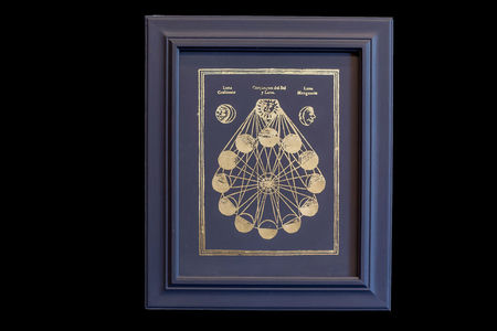 Filthy Freehand 23k Gold Gilded Alchemy Print