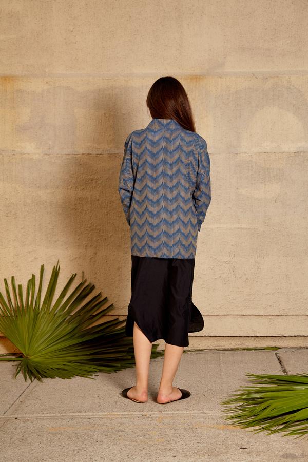 Tantuvi Kimono Duster- Oasis
