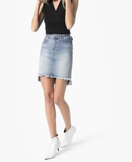 Joe's Jeans Hi Low Pencil Skirt - Shawny