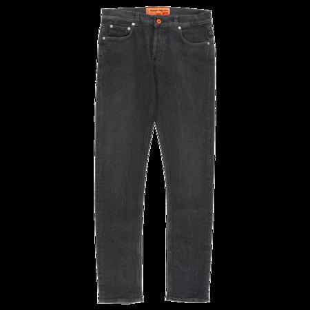Heron Preston Slim 5 Pocket Denim - Wash Black