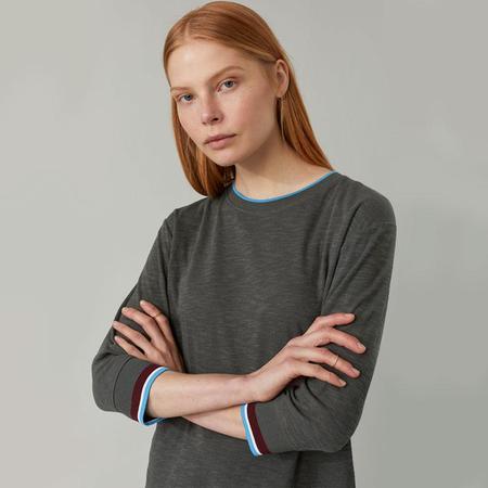 Closed Long Shirt - Caper Green