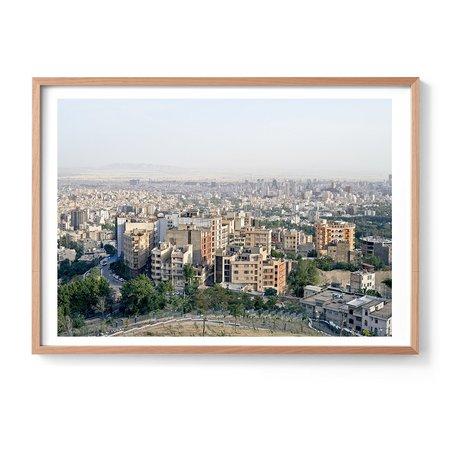 Zico O'Neill Sunset, Tehran, Iran, 2015