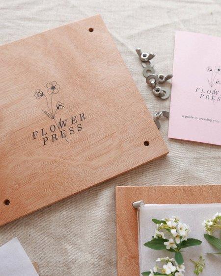 Hydrangea Ranger Flower Press