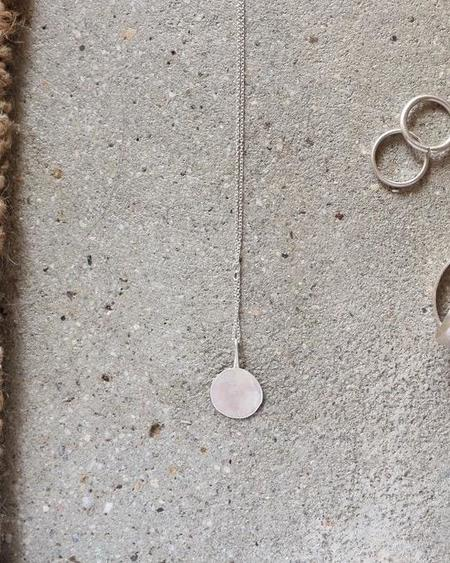 Argent Silversmith Silver Moon Necklace - Sterling Silver