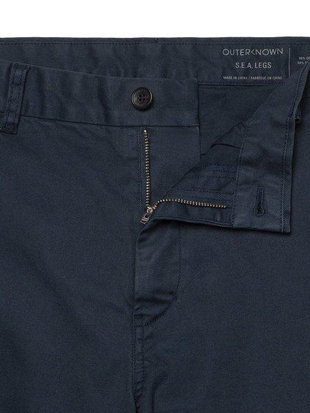 Outerknown S.E.A Legs Rugged Slim - Deep Blue