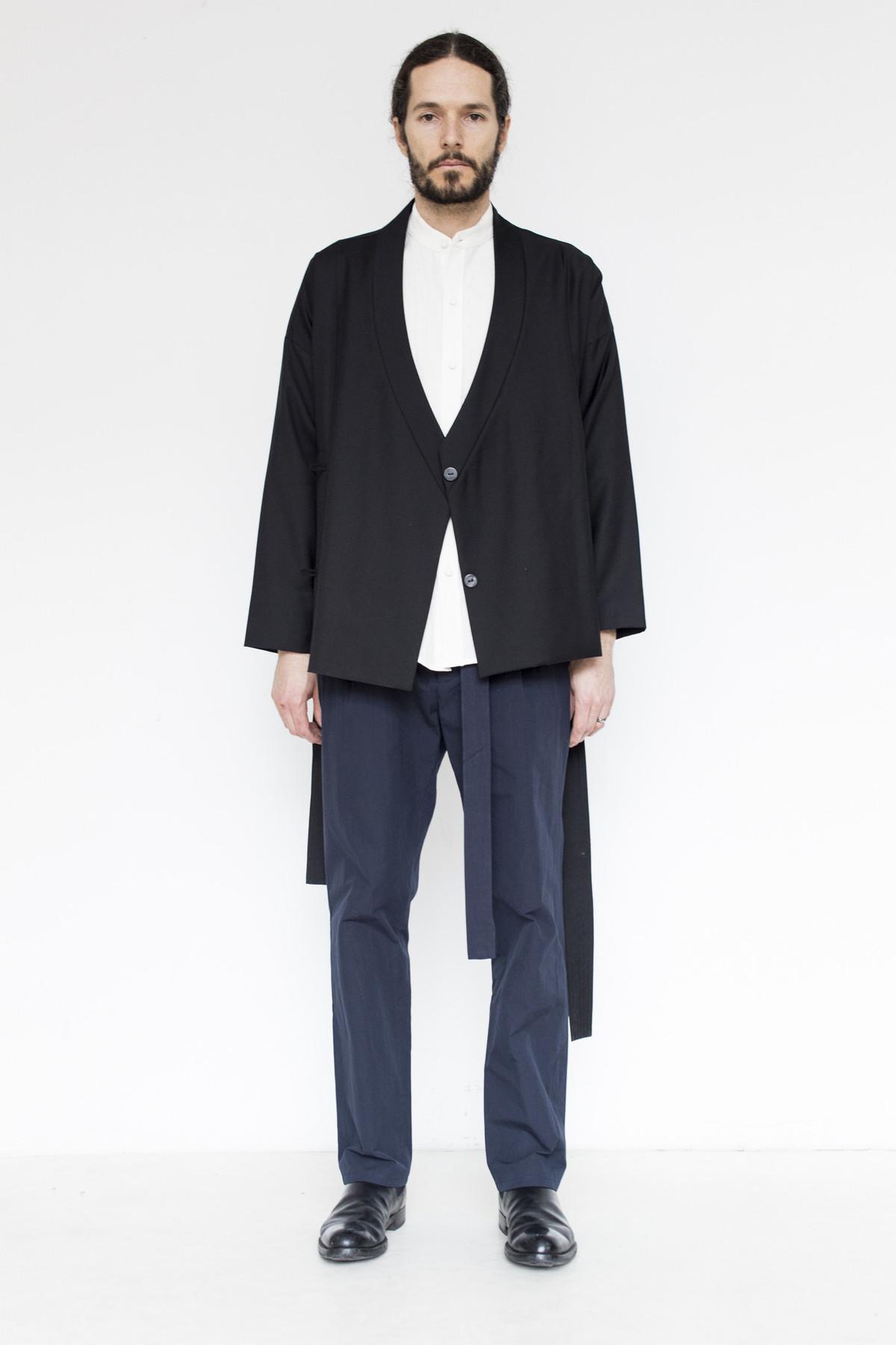 Tom Wood Tencel Kimono Jacket | Garmentory