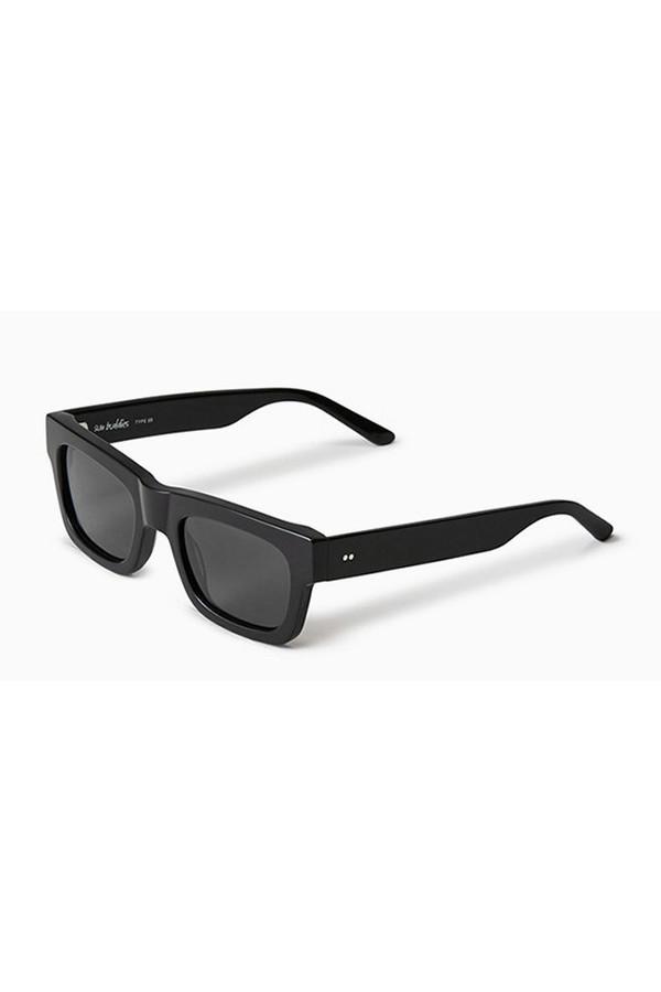 Sun Buddies Type 03 Sunglasses - Black