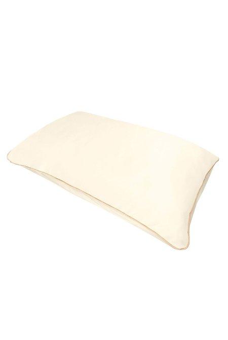 Holistic Silk Pure Mulberry Silk Pillowcases - Cream