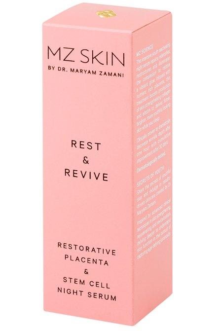 MZ Skin REST & REVIVE Restorative Placenta and Stem Cell Night Serum