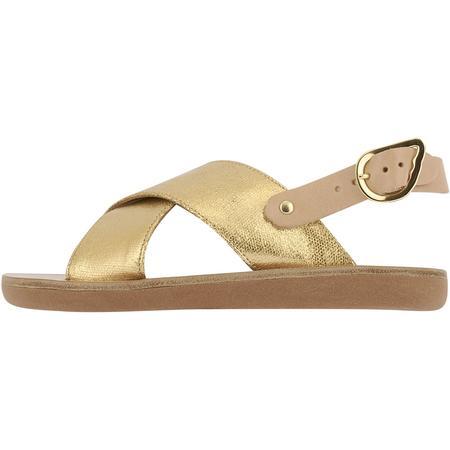 Ancient Greek Sandals Ltd Little Maria Sandals - Gold