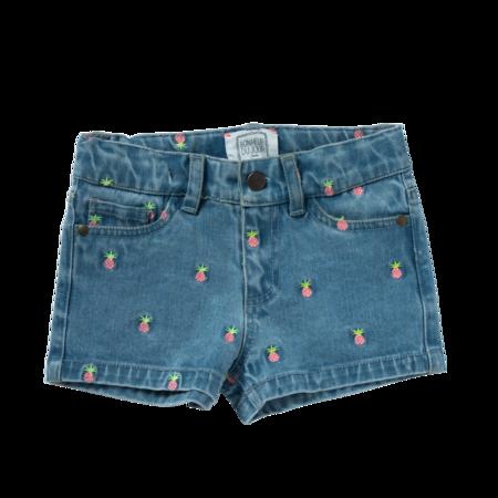 kids bonheur du jour melies shorts - indigo