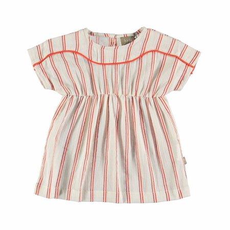 Kids Kidscase Pippa Baby Dress - Off white