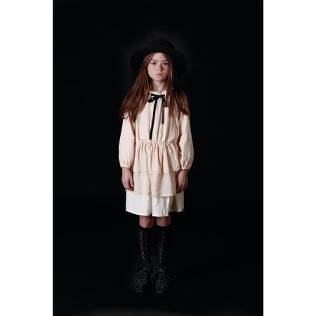 Kids Little Creative Factory Ona's Layer Dress - Blush