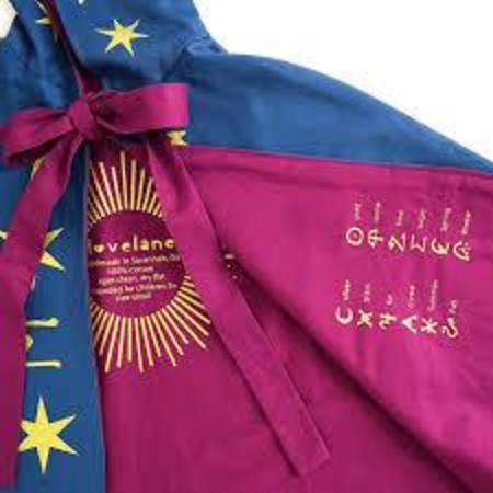 Kids Lovelane Designs Wizard Cloak