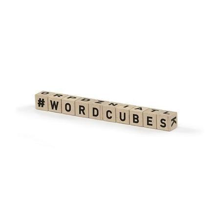 Kids Maison Deux Word Cube - Black
