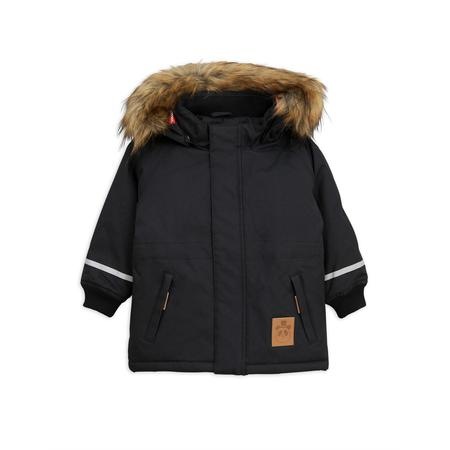 Kids Mini Rodini K2 Parka - Black