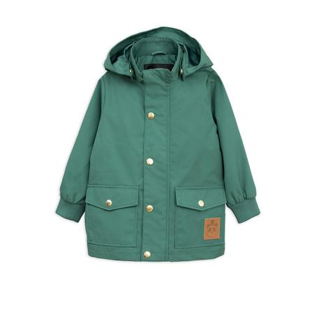 Kids Mini Rodini Pico Jacket - Green