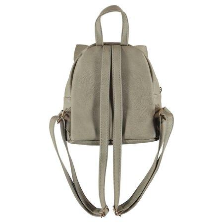 Kids Molo Kitty Backpack - Dappled Grey
