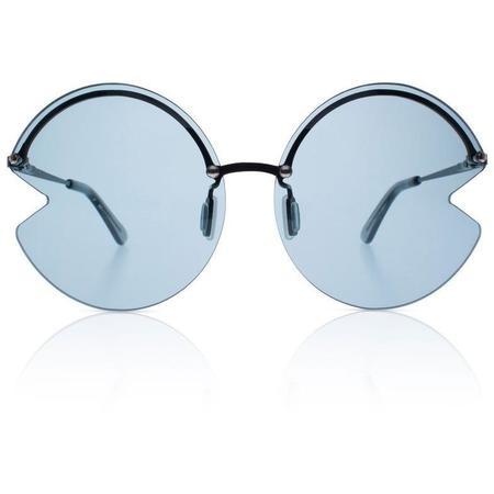 Kids Sons + Daughters Happy Sunglasses - Ocean Blue