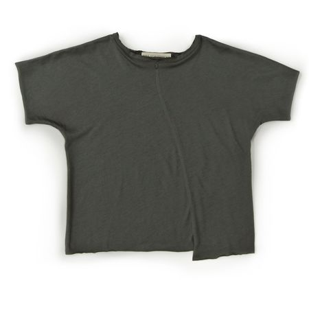 Kids Treehouse Edo T-Shirt - Charcoal