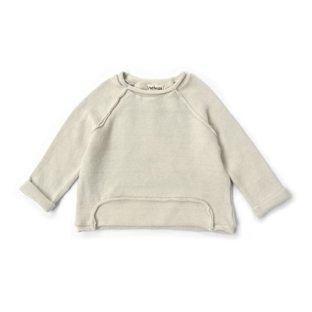 Kids Unisex Treehouse Lani Pullover  - Cloud White