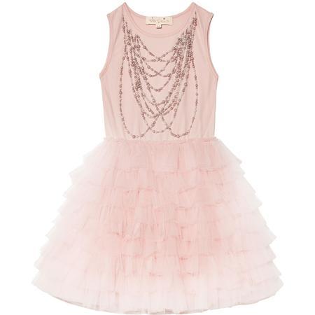 Kids TUTU DU MONDE Precious Pearl Tutu Dress - Porcelain Pink
