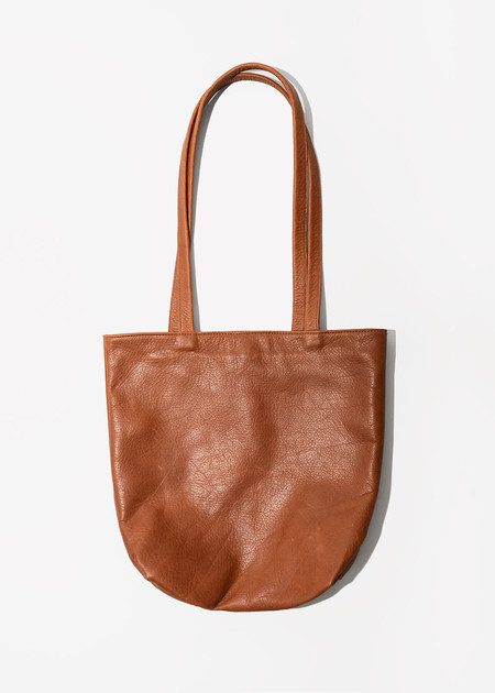 Erin Templeton BYOB Square Tote Bag in Caramel