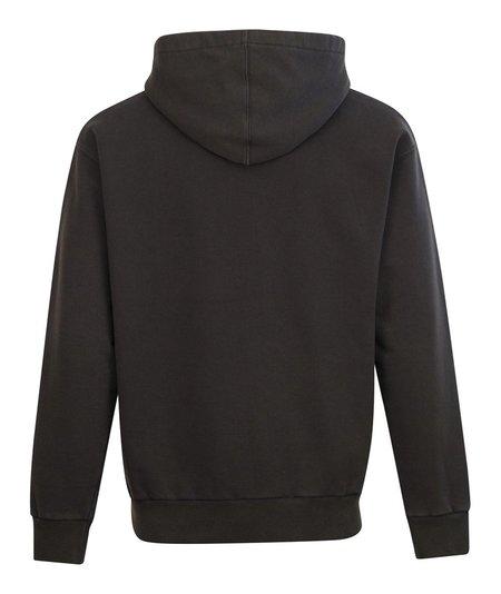 Champion x Clothsurgeon Small Logo Hooded Sweatshirt - Grey