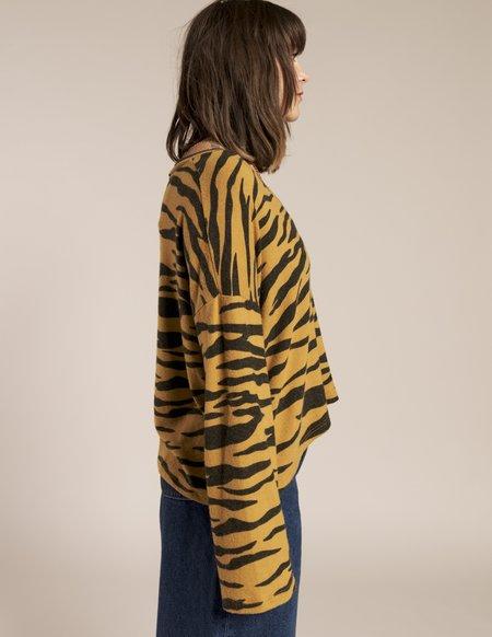LnA Brushed Tiger Nala Sweater - Tiger